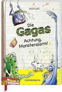 Die Gagas 01 - Achtung, Monsteralarm!
