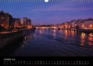 Lyon Magie de la lumière (Calendrier mural 2015 DIN A3 horizonta