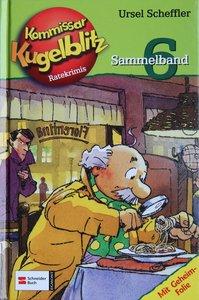 Kommissar Kugelblitz Sammelband 06