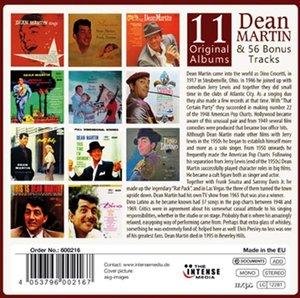 Dean Martin - 11 Original Albums
