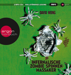 Infernalische Zombie-Spinnen-Massaker (MP3)