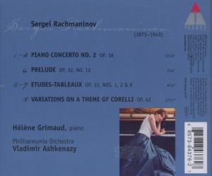 Klavierkonzerte 2/Etudes Tableaux