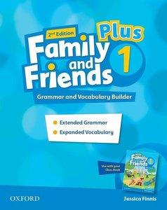 Family & Friends Plus 1. Builder Book