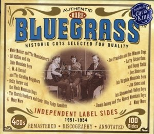 Rare Bluegrass Indie Label Sides 51