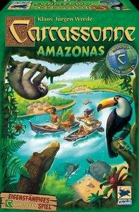 Schmidt 48261 - Carcassonne, Amazonas Spiel