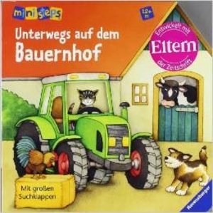 Ravensburger 043118 - Unterwegs auf dem Bauernhof