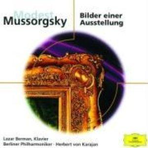 Bilder Einer Ausstellung (Klavier+Orchester)