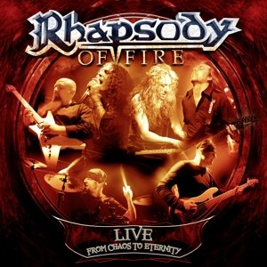 Live-From Chaos To Eternity (Ltd.Gatefold)