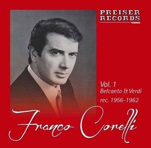 Belcanto & Verdi 1956-1962 (Corelli Vol.1)
