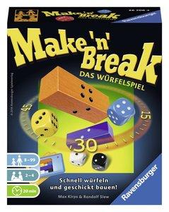 Make 'n' Break Würfelspiel Ravensburger® Kartenspiele
