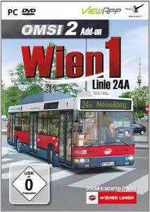 OMSI 2 - Wien 1 Linie 24A
