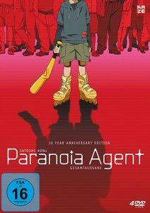 Paranoia Agent - Gesamtausgabe Slimpackbox
