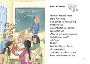 Lesepiraten - Meine beste Freundin Paula - Paula auf Klassenfahr