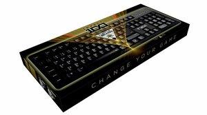 Turtle Beach IMPACT 100 Gaming Keyboard (Tastatur) für PC und Ma
