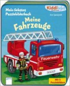 Mein liebstes Puzzlebilderbuch - Meine Fahrzeuge