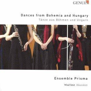 Tänze Aus Böhmen Und Ungarn