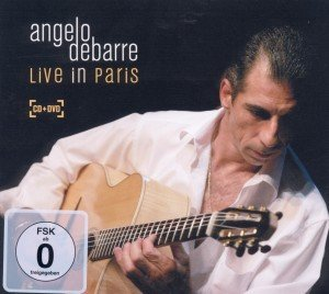 Live In Paris (CD+DVD)