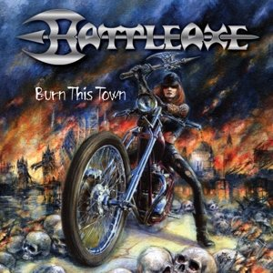 Burn This Town (Re-Release)/Digi