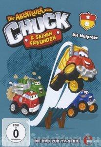 (8)DVD z.TV-Serie-Die Mutprobe
