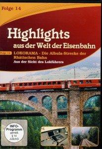 Lokorama:Die Albula-Strecke Der Rhätischen Bahn