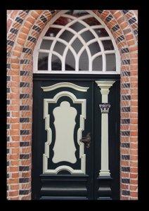 Variations de portes (Livre poster DIN A4 vertical)