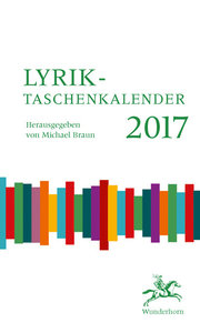 Lyrik-Taschenkalender 2017