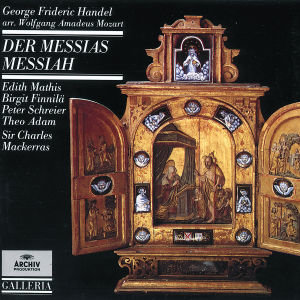 Der Messias (GA,Mozart-Bearb.)