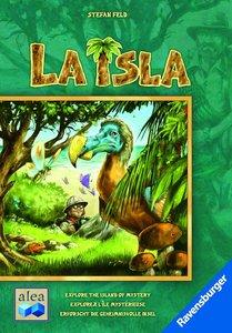 Ravensburger 269501 - La Isla Brettspiel