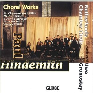 Choral Works for mixed chorus a capella