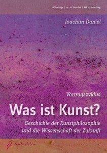 Vortragszyklus - Was ist Kunst? Audio-MP3-DVD