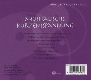 Music For Body & Soul: Musikalische Kurzentspannung