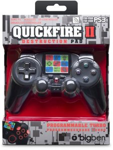 RF-Controller Quickfire 2 für PlayStation3