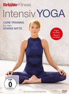 Brigitte - Intensiv Yoga - Core-Training für eine starke Mitte