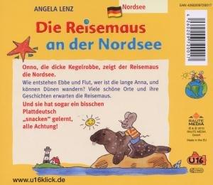 Die Reisemaus an der Nordsee