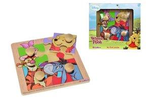 Eichhorn 100003326 - Disney: Winnie the Pooh, erstes Puzzle, 5 T