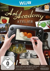 WiiU Art Academy Atelier. Für Nindendo Wii