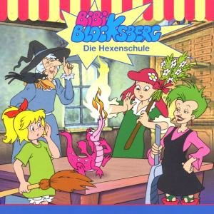 Bibi Blocksberg 71. Die Hexenschule. CD