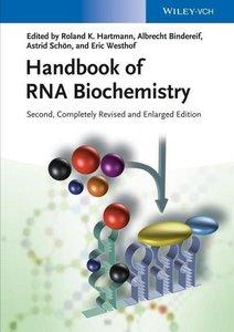 Handbook of RNA Biochemistry. 2 Bände