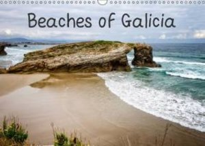 Beaches of Galicia (Wall Calendar 2015 DIN A3 Landscape)