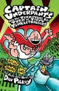 Captain Underpants and the Terrifying Return of Tippy Tinkletrou