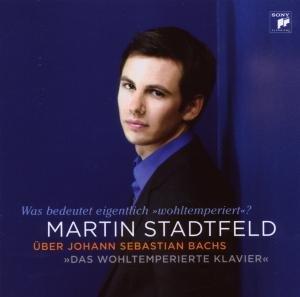 """M.Stadtfeld über Bach""""Das Wohltemperierte Klavier"""""""