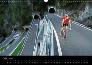 Rotter, M: Alpenpässe auf dem Rennrad Vol. 2 (Wandkalender 2