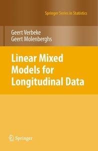 Linear Mixed Models for Longitudinal Data