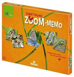 Geolino Zoom-Memo Schmetterlinge (VE 3)