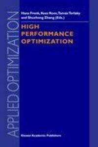 High Performance Optimization