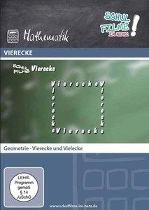 Vierecke, 1 DVD