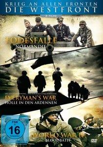 Krieg an allen Fronten (DVD)