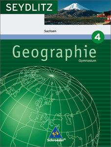 Seydlitz Geographie 4. Schülerband. Gymnasien. Sachsen
