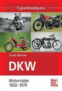 DKW Motorräder 1920 - 1979