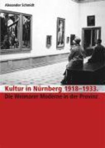 Kultur in Nürnberg 1918-1933